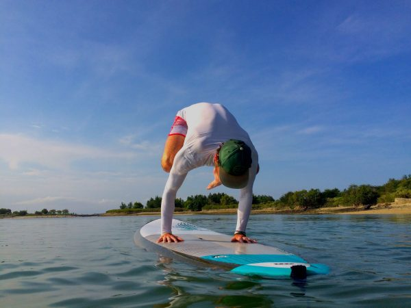 SUP Yoga Workshop