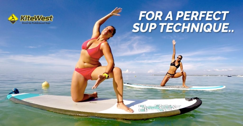 Training for SUP Instructor in Bali