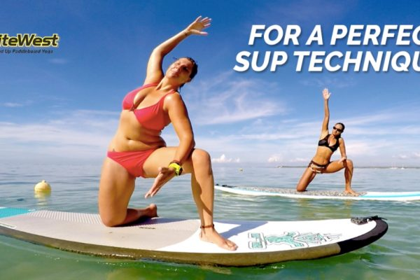 SUP Instructor in Bali
